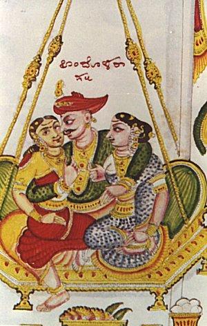 India from Erotic imagies