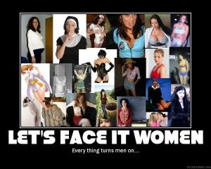 LetsFaceItWomen