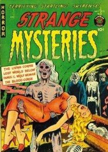 Strange Mysteries 1
