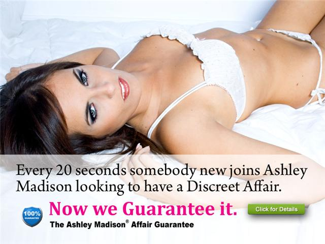 Ashley madison affair guarantee