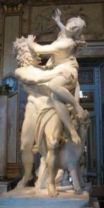 The Rape of Persephone by Bernini