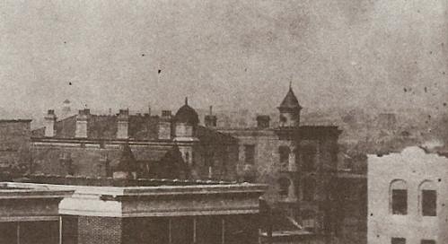 The Arlington and Mahogany Hall