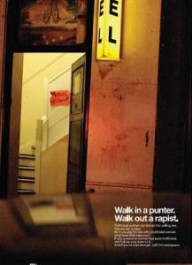infantalized prostitutes ad