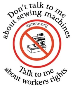 APNSW anti-sweatshop logo