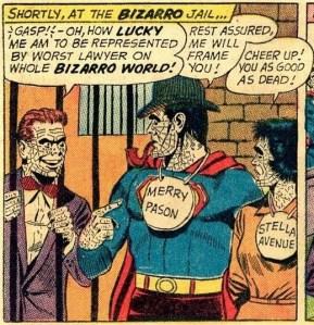 Bizarro SuperMason