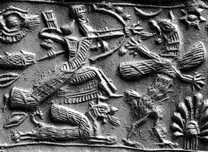 Marduk vs. Tiamat