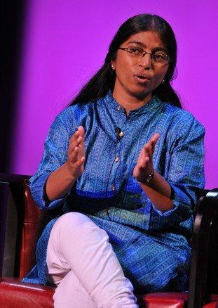 Sunitha Krishnan – Anti-trafficking crusader!