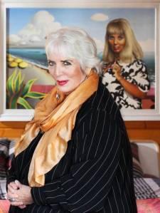 Xaviera Hollander at 69