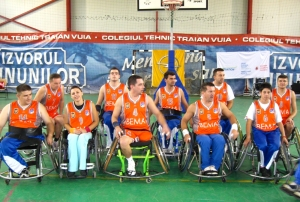 Vrbas wheelchair basketball club
