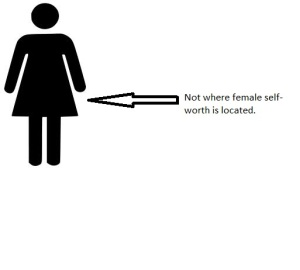 female self-worth