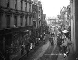 Grafton Street, Dublin c. 1900