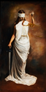 Lady Justice by Chad Awalt (2001)