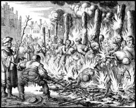 18 People Burned (1528)