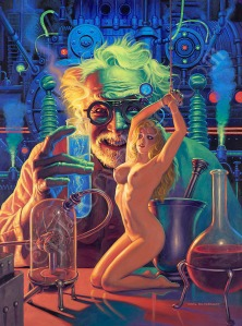 Mad Science by Greg Hildebrandt