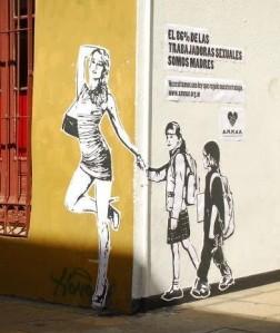 RedTraSex street art
