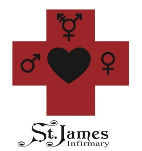 St. James Infirmary logo
