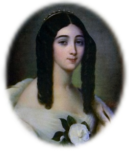 Marie Duplessis by Édouard Viénot