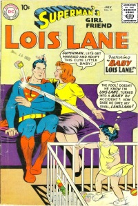Superman's Girlfriend Lois Lane #10
