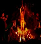 feminist heretic burning