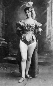 Klondike Kate, circa 1900