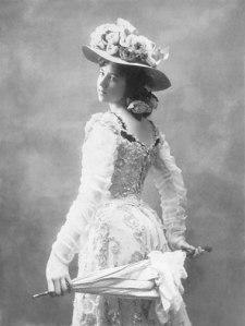 Klondike Kate, circa 1901