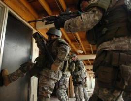 SWAT thugs