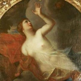 detail from Juno by G E Schröder