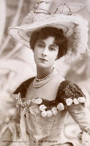 Liane de Pougy, 1887