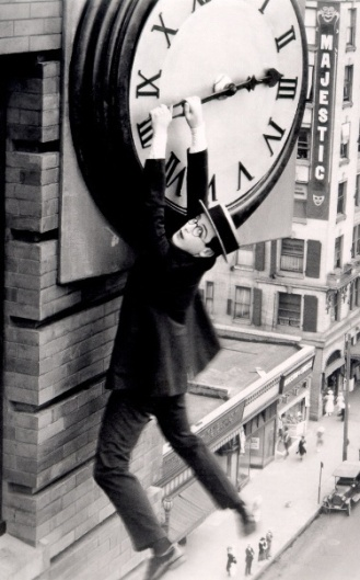 Harold Lloyd Safety Last