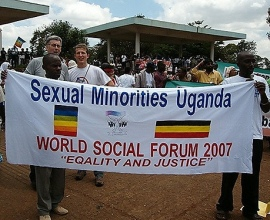 sexual minorities Uganda