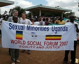 sexual minorities Uganda