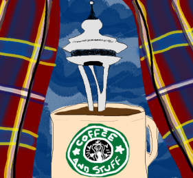 Seattle stereotype