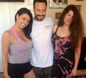Maggie, Michael & Christina