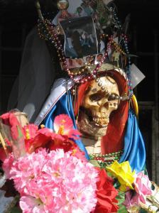 Santa Muerte of Nueva Laredo