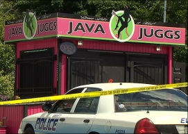 cops harass Java Juggs
