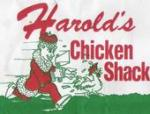 Harold's Chicken Shack logo