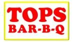 Tops Bar-B-Q logo