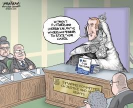 C-36 hearings
