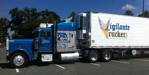 Magical Truck of Sex-free Zone Generation