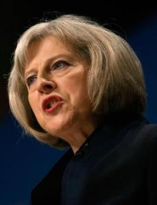 Theresa May, arch-censor