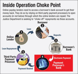 choke point diagram