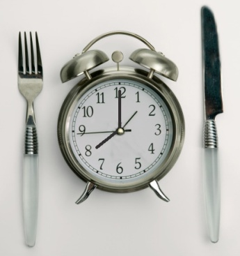 eating up time