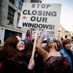 stop closing our windows