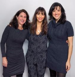 Jill Bauer, Rashida Jones, Ronna Gradus - Edited