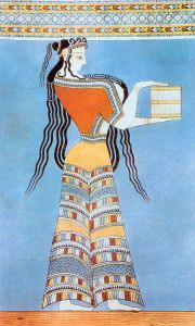Mycenaean woman