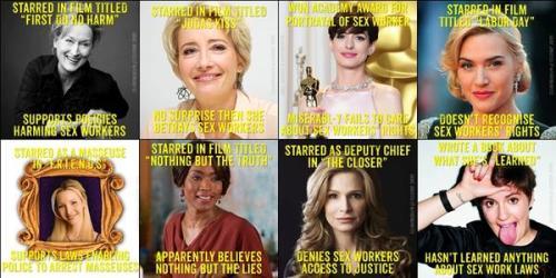 empty-headed celebrities