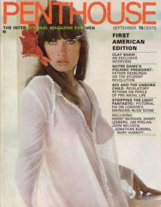 Penthouse September 1969
