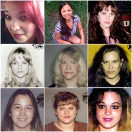 missing Anchorage sex workers