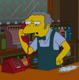 Moe the bartender