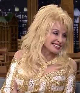 Dolly Parton on Tonight Show 8-23-16